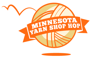 Minnesota Yarn Shop Hop logo